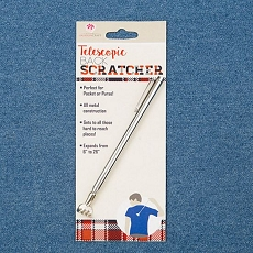 Telescopic Back Scratcher From Fashioncraft