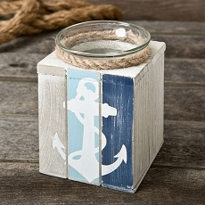 Anchor Candle Holder From Gifts By Fashioncraft