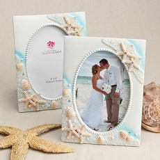 Sea Themed Picture Frame/Table # Holder