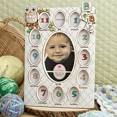Baby'S First Year Collage Frames