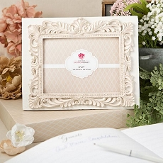 Vintage Guest Book with A Front 5