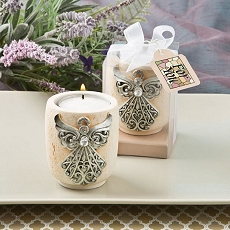 Exquisite Angel Candle Tea Light Holder
