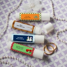 Personalized Collection Lip Balm - Holiday