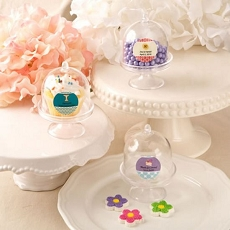 Personalized Medium Size Cake Stand For Treats & Cup Cakes-Celebrate