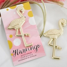 Fancy Flamingo Bottle Opener