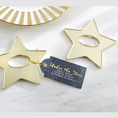 Gold Star Bottle Opener