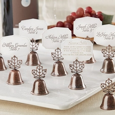 Lustrous Leaf Kissing Bell(set of 24)