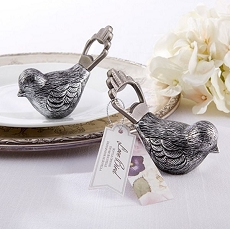 Antiqued Bird Bottle Opener