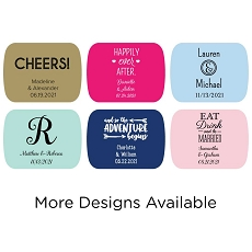 Small Rounded Rectangle Stickers