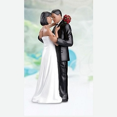 Tender Moment Figurine-Afr/Amr