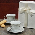 Set of 2 Espresso Set Orchid