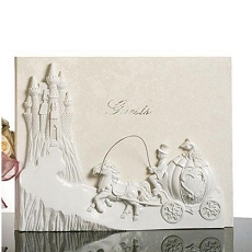 Fairytale Theme Guest Book