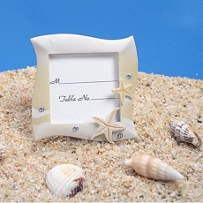Beach Theme Frame in Sand Colors