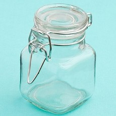 Perfectly Plain Collection Apothecary Jar Favors