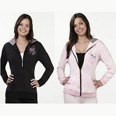 Bride Jacket Black or Pink