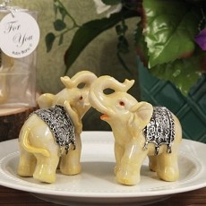 3 Figurine Lucky Elephant