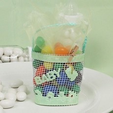 Basket Of Beauty Basket Favor (3 colors)