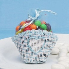 Basket Of Love Favor Basket