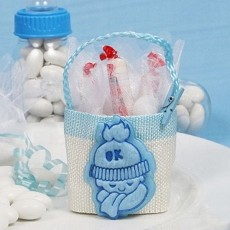 Baby Basket Favor Basket (3 colors)