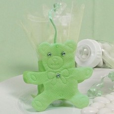 Merry Bear Favor Bag (5 colors)