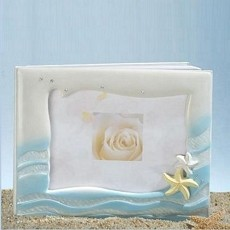 Starfish Beach Theme Guest Books
