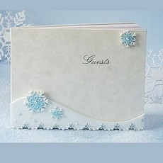 Winter Wonderland Guest Book