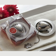 Love is Brewing Heart Tea Infuser