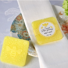 Sweet Bee-Ginnings Scented Soap