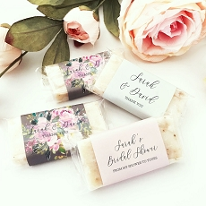 Mini Soap Favors (set of 5)