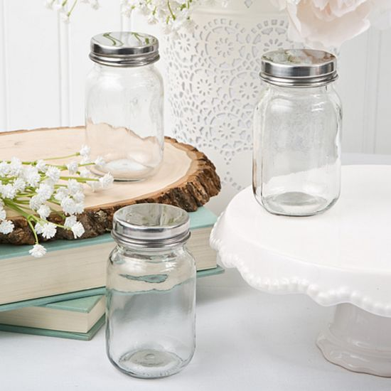 Perfectly Plain Mason Jars