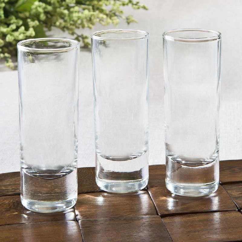 Perfectly Plain Shooter Glass