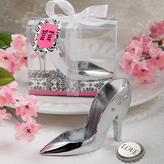 High Heel Shoe Bottle Opener