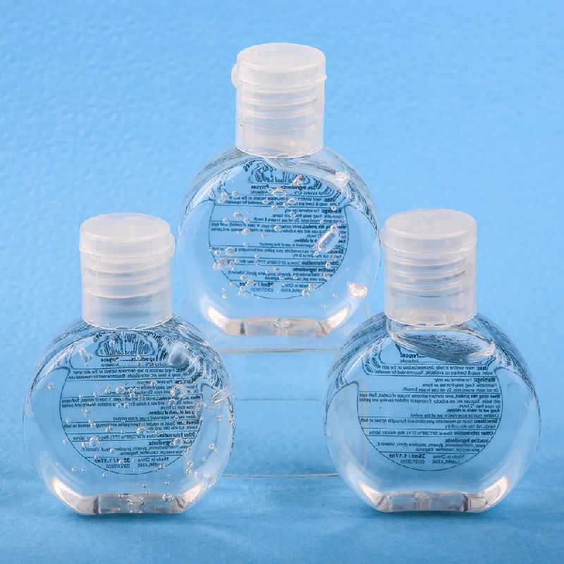 100 Adorable Mini Bottle Hand Sanitizer Soap Wedding Bridal Shower Party Favors