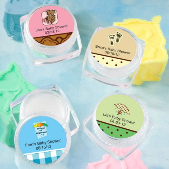 Personalized Lip Balm-Baby