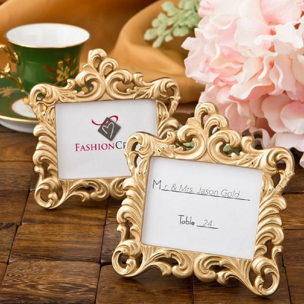 Gold Baroque Style Frame Favor From Fashioncraft|Fashion Craft|