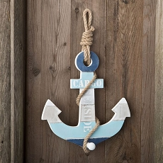 Stunning Anchor Hanger Single Knob