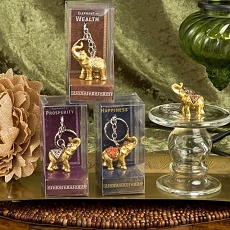Lucky Elephant Key Chains