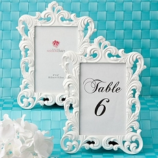 Baroque Design Frames / Table # Holders