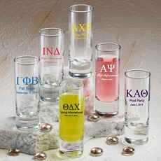 Shooter Glass-greek