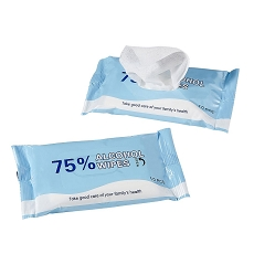 Alcohol Wipes Pack of 10 Sheets