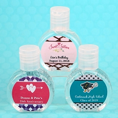 Personalized Expressions Hand Sanitizer Favor 62% Alcohol, 60Ml Size-Misc.