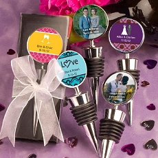 Personalized Wine Bottle Stoppers