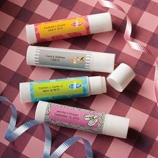 Personalized Collection Lip Balm - Baby