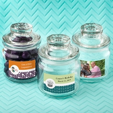 Personalized Expressions Collection Glass Jar -Misc