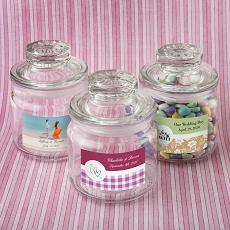 Personalized Expressions Collection Glass Jar