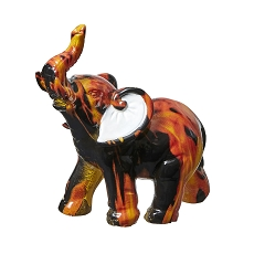 Flame Design Mini Elephant