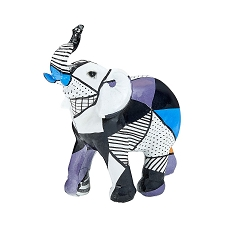Pop Art Elephant Small