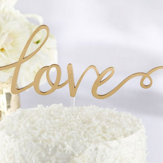 Love Cake Topper-Kate Aspen