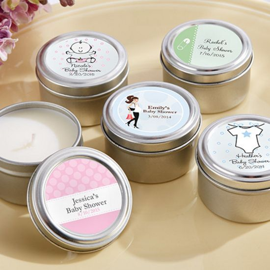 Personalized Candle Tin-Kate Aspen