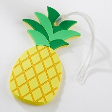 Pineapple Luggage Tag-Kate Aspen